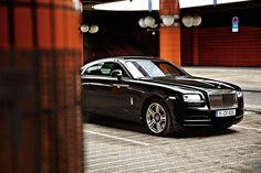 Rolls-Royce Wraith: 4 Blickwinkel (Teil 1) - Toni Passig für Heldth