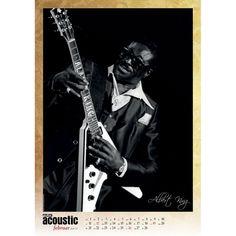 Guitar Acoustic Blues-Kalender 2017, 19,95 €