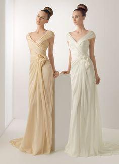 goddess Rosa Clara gowns.