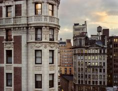 """Out My Window"" – New York City Apartment Photography Pictures) Casa Steampunk, City Apartment, New York City, Ace Hotel New York, Tuileries Paris, A As Architecture, Tour Eiffel, Manhattan, Places To Go"