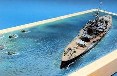 Airfix 1/600 HMS War
