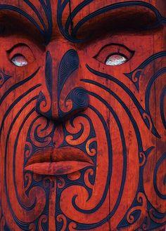 maoiri face