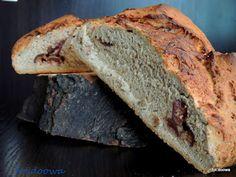Moje Małe Czarowanie: Chleb pszenno - żytni z figami - World Breat Day 2...