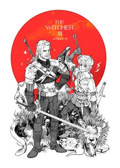 The Witcher 3 Today!!! by freestarisis on DeviantArt