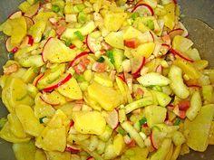 Schneller Kartoffelsalat, ein schönes Rezept aus der Kategorie Gemüse. Bewertungen: 19. Durchschnitt: Ø 4,2.