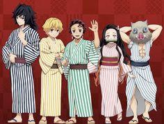 Kimetsu no Yaiba (Demon Slayer) Image - Zerochan Anime Image Board Anime Echii, Anime Demon, Anime Art, Demon Slayer, Slayer Anime, Demon Hunter, Manga Boy, Yukata, Manga To Read