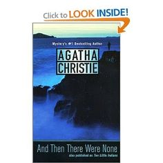 Books: And Then There Were None by Agatha Christie