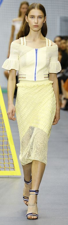 Peter Pilotto Collection Spring 2016 Ready-to-Wear
