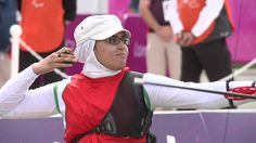 #Iranlandscape 4the first time in #Iran the #Olympic qualification by a #disabled athlete. #ZahraNemati #mustseeiran