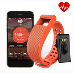Bluetooth Heart Rate Smart Band Bracelet for Android iOS with Remote Camera Waterproof Fitness Wristband Best Smart Watches, Amazing Watches, Watch For Iphone, Best Fitness Watch, Camera Watch, Fitness Wristband, Remote Camera, Smart Bracelet, Cell Phone Accessories