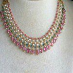 Light Weight Beads Necklace