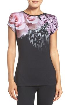 Ted Baker London Fitted Tee available at #Nordstrom