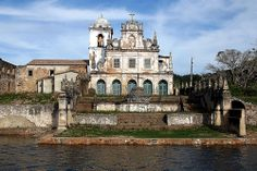 Baroque / Convento de Santo Antônio - São Francisco do Paraguaçu - Reconcavo baiano - Brazil