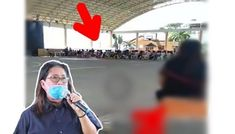 Netizens expressed various reactions to this mayor in Aklan province as she gathered her constituents at a covered court amid the ECQ just to scold them. Fb Page, The Province, The Gathering, Acting, People, People Illustration, Folk