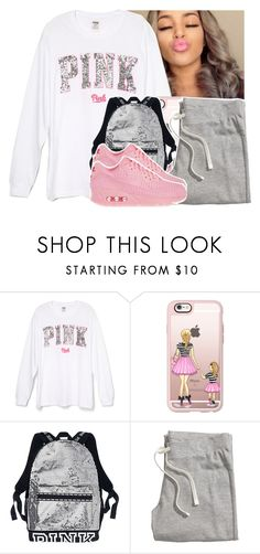 bout to flood since im not in the best mood by daeethakidd on Polyvore featuring H&M, NIKE and Casetify
