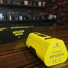 BATTLESTAR 200W Box Mod from Smoant   #Vape #Vaping #Mod #BoxMod #Smoant #BattleStar #200WMod #BattleStar200W #Ecigarette #Ecigs #EcigWholesale