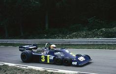 Jody Scheckter Brands Hatch 1976: