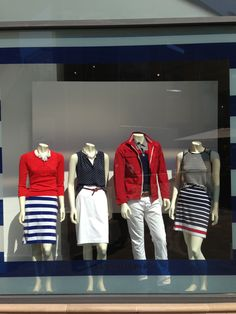 Preppy summer window