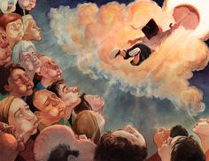 gökyüzüne çıkmak isteyen pek çok insan vardır.yükseklere.