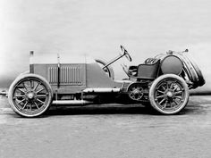 "specialcar:  "" doyoulikevintage:  ""1908 - Benz 150 ps race car  ""  vintage car"""