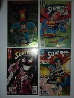 DC COMICS 2000 #1-2 NEAR MINT COMPLETE SET 2000