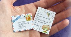 Etsy find of the day – Printable tooth fairy letter
