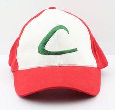 New 2016 pokemon Ash Ketchum boy cap Adjustable Cosplay Hat Snapback  pokemon cartoon baby boy baseball 6848cb3a1d3a