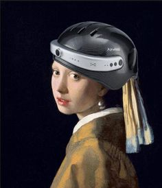 How about this style? Do you like this? Just Airwheel C5 smart helmet.