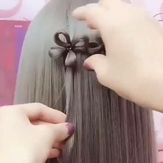 Front Hair Styles, Short Hair Styles Easy, Medium Hair Styles, Sporty Hairstyles, Cute Hairstyles, Hairstyles Videos, Weave Hairstyles, Wedding Hairstyles, Hair Tutorials For Medium Hair
