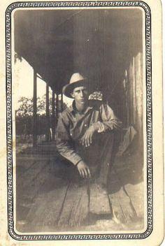 Dewey Andrew Adams -cherokee