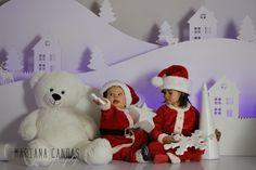 Christmas Kids photography 🎄