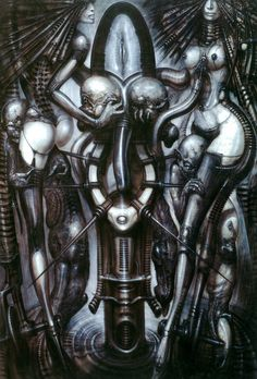witch dance hr giger - Google Search