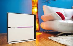 MinusA2 Air Purifier by RabbitAir | Breathe fresh clean air for wellness | Breathtaking Design via Organic Spa Magazine