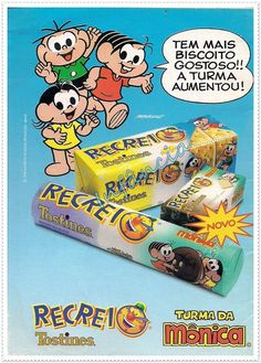 Biscoito Recreio #nostalgia