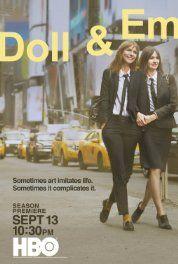 Doll & Em (2013) Poster