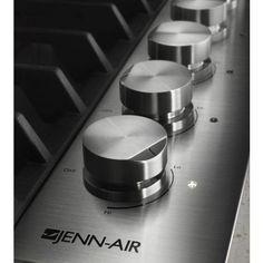 """Jenn-Air 36"""" 6-burner gas cooktop"""