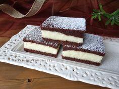 Raspberrybrunette: Zamatový koláč s kokosovou plnkou Fitness Cake, Vanilla Cake, Tiramisu, Food And Drink, Cooking Recipes, Yummy Food, Sweets, Baking, Eat