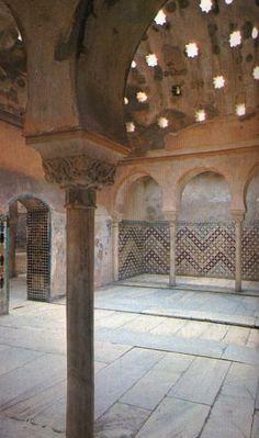 La Alhambra (Sala de Baños Real)