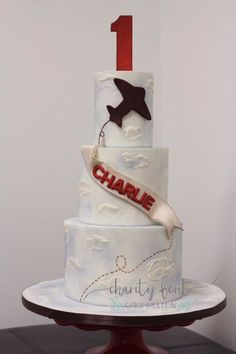Charity Fent Cake Design