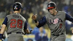 World Baseball Classic final: USA vs. Puerto Rico