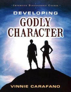Intensive Discipleship Course: Developing Godly Character  -     By: Vinnie Carafano