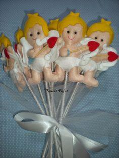 Buquê de Cupidos