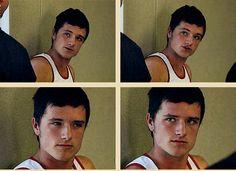 All the intense Josh emotions.