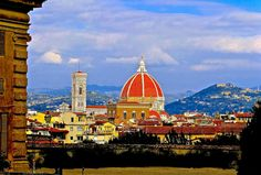 Pic of the Week: Florence, Italy - Solo Traveler
