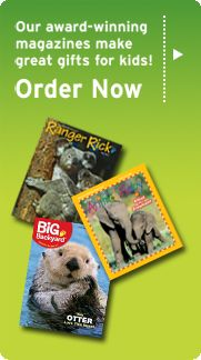 Our award-winning magazines make great gifts for kids!