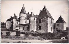 Frankreich - Bellême (61) - Château des Feugerets - 22
