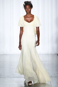 Zac Posen Spring 2014 Ready-to-Wear Fashion Show