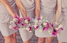 if I could make my boquets look like this with paper!