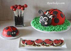Rose Bakes | Top 10 Cakes (and Cake Pops) of 2013! | http://rosebakes.com