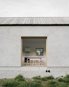 Simplicity. House on Gotland by Etat Arkitekter. Photography by Rasmus Norlander (scheduled via http://www.tailwindapp.com?utm_source=pinterest&utm_medium=twpin&utm_content=post150036747&utm_campaign=scheduler_attribution)